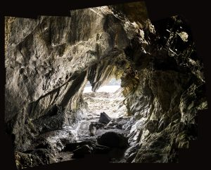 Combe Martin Silver Mine Cave, Devon ©_Dave_Green