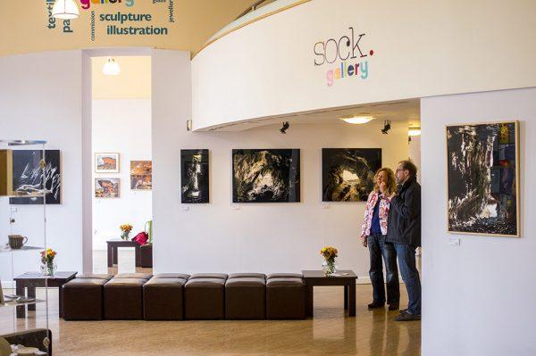 Sock Gallery, Loughborough