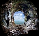 Mousehole Cave, Cornwall ©_Dave_Green