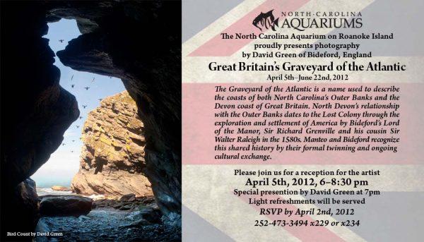 Great Britain's Graveyard of the Atlantic